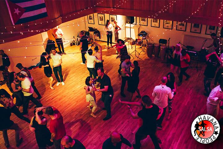 Havana Party on the Pier Salsa