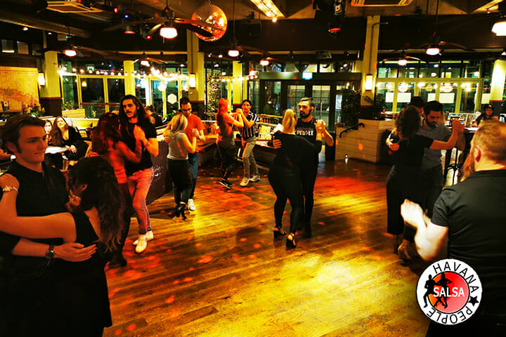 Havana People salsa class Rev de Cuba Calendar Beginners dance Cardiff