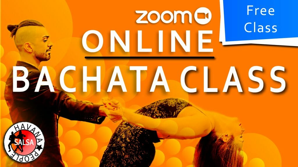 Bachata Online Class with Havana People