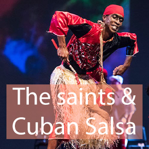 Havana People - Article - Elegua - Cuban Salsa & the Saints