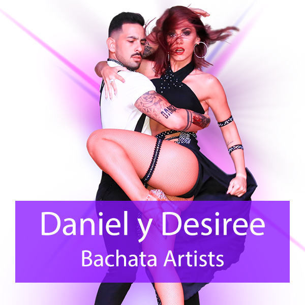 dance artists bachata daniel y desiree