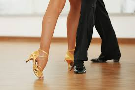 Dancing feet Men and women what to wear to a salsa party