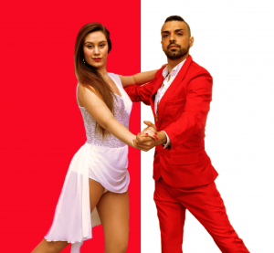 Mariano and Rhian Salsa and Bachata teachers in UK Havana People private lessons